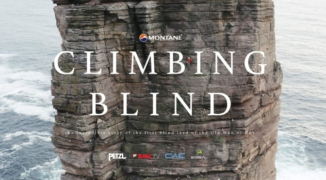 Climbing Blind – Brit Rock Film Tour 2019